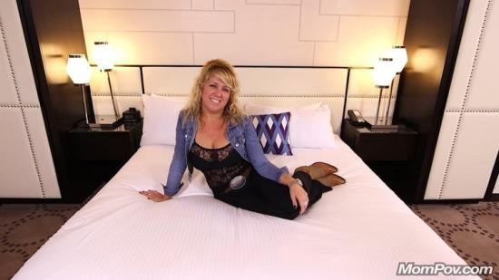 MomPov - Connie - Connie Blonde MILF comes back for an anal bonus (HD/720p/2.03 GB)