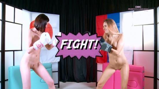 OrgasmWorldChampionship/Yonitale - Katya Clover vs Sade Mare - Hardcore (FullHD/1080p/753 MB)
