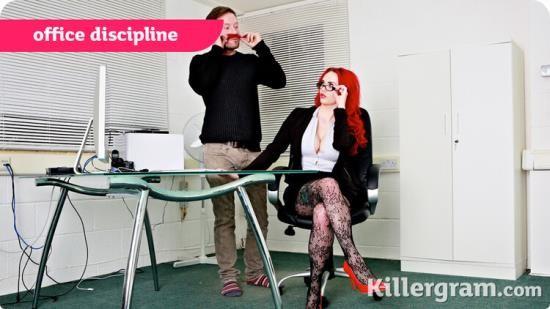 Killergram - Jasmine James - Office discipline (HD/720p/520 MB)