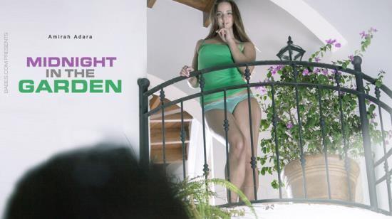 Babes - Amirah Adara - Midnight in the Garden (FullHD/1080p/956 MB)