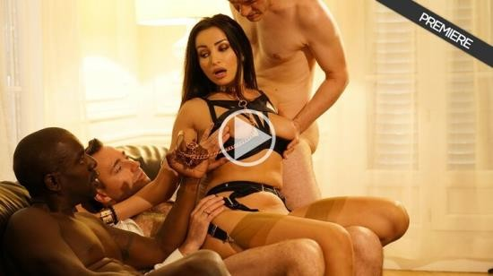 DorcelClub - Alyssia Kent - Two Men For My Wifes Fantasy (FullHD/1080p/918 MB)