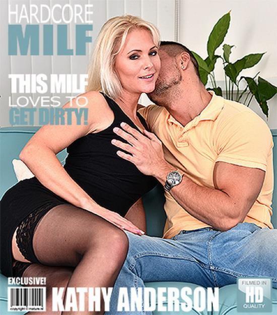 Mature.nl/Mature.eu - Kathy Anderson (38) - hot MILF fucking and sucking (FullHD/1080p/969 MB)