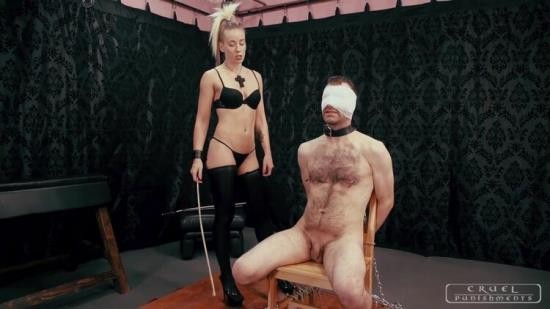 CruelPunishments - Mistress Anette - Severe Femdom - Various Painful Punishments Part1 (FullHD/1080p/380 MB)