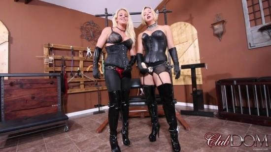 Clubdom - Goddess Brianna, Paris Knight - Strap-On Queens (FullHD/1080p/431 MB)