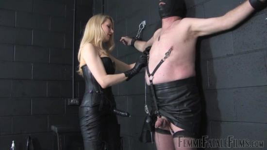 FemmeFataleFilms - Mistress Eleise De Lacy - Leather Slave - Super Hd - Complete Film (FullHD/1080p/1.99 GB)