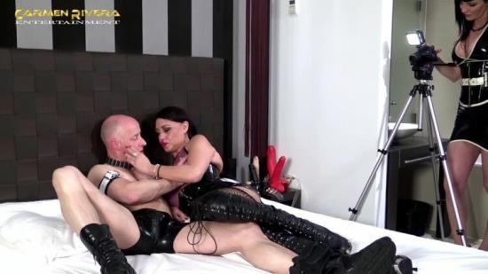 CarmenRivera - Carmen Rivera - Cuckold 666 - Chapter One (HD/720p/1.27 GB)