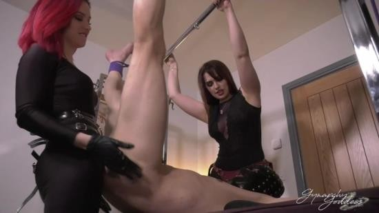 GoddessGynarchy - Goddess Gynarchy - Pinned In Place (FullHD/1080p/390 MB)