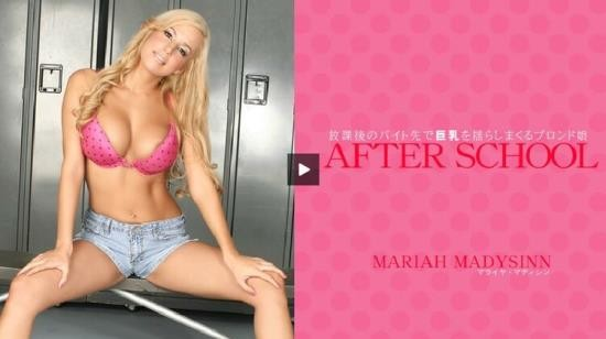 Kin8tengoku - MARIAH MADYSINN - After School (FullHD/1080p/1.52 GB)