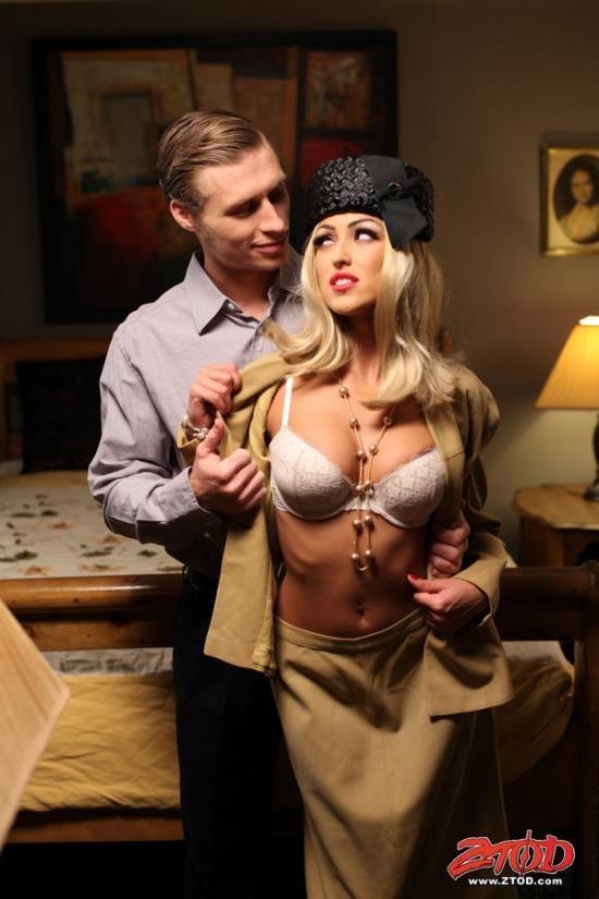Ztod - Breanne Benson - Drools Cum On Her Tits (FullHD/1080p/1.35 GB)
