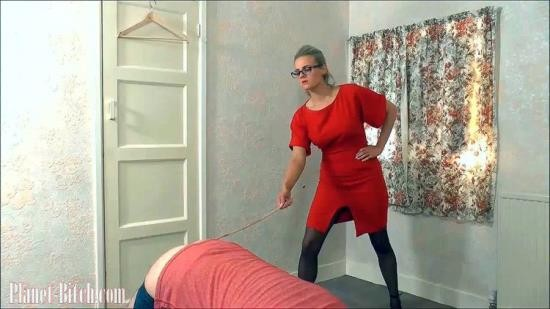 FullforceSpanking - Miss Granger - The Red Bitch Shows No Mercy (HD/720p/212 MB)
