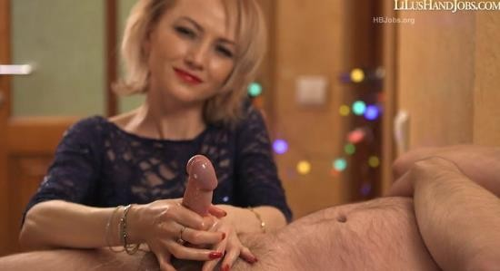 LiLusHandJobs - Lilu - Sexy Long Nails HandJob with Slow Finish (HD/720p/139 MB)