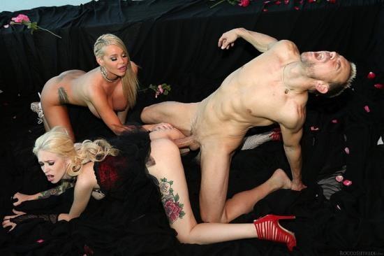 RoccoSiffredi - Rachele Richey, Arteya - Rocco Sex Analyst (HD/720p/963 MB)