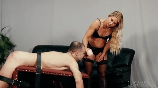CruelPunishments - Mistress Zita - Severe Femdom - Hard To Bear Part2 (HD/720p/335 MB)