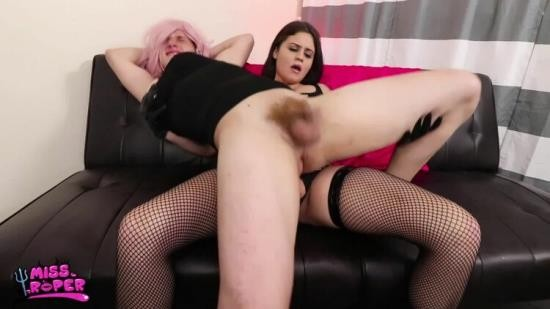 MissRoper - Miss Roper - Stuffing A Sissy Cock Whore Ft Miss Roper (FullHD/1080p/772 MB)