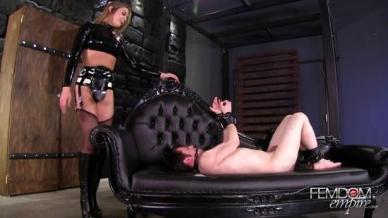 ViciousFemdomEmpire - Goddess Blair Williams - Fucked By A Goddess (FullHD/1080p/1.10 GB)