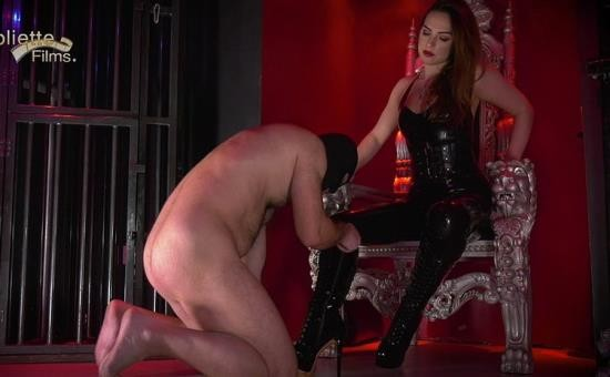OUBLIETTEFILMS - OUBLIETTE - Desperate For My Feet (FullHD/1080p/1.32 GB)