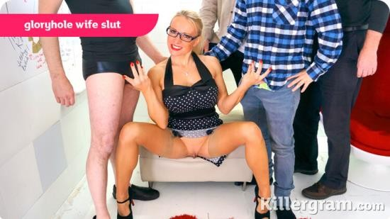 Killergram - Tara Spades - Tara Spades Gloryhole Wife Slut (HD/720p/694 MB)