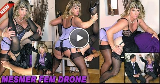 THEENGLISHMANSION - LADY NINA BIRCH - MESMA FEM DRONE (PART 1 OF 5) (FullHD/1080p/305 MB)