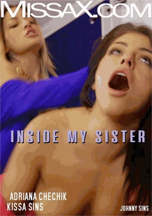 MissaX/Clips4Sale - Kissa Sins, Adriana Chechik - Inside My S (Sister) (HD/720p/628 MB)