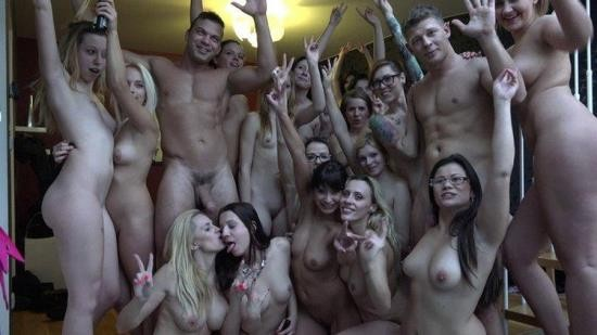CzechHarem/CzechAV - Amateurs - Czech Harem 9 - Part 4 (FullHD/1080p/243 MB)