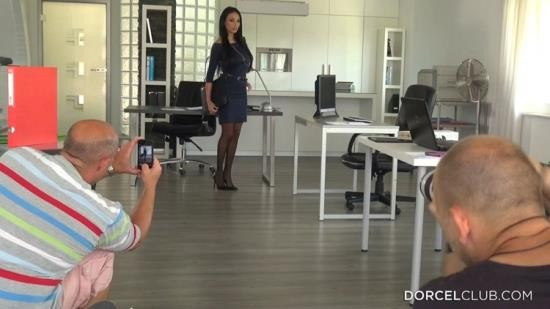 DorcelClub - Anissa Kate, Cara St Germain, Alexa Tomas, Felicia Kiss - Behind the scenes of Cara, My Submissive Secretary (FullHD/1080p/964 MB)