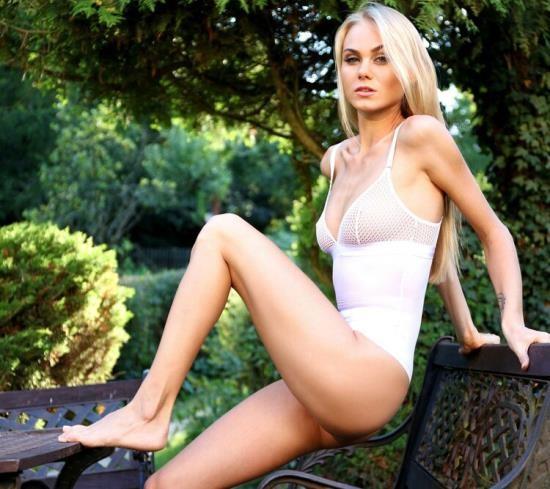 TheWhiteBoxxx/PornDoePremium - Nancy A - Glamorous Ukrainian blondie Nancy A gets cum on ass in hot erotic fuck (HD/720p/324 MB)