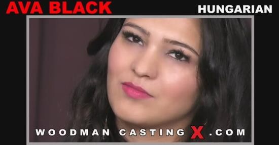 WoodmanCastingX - Ava Black - Casting X 204 * Updated * (FullHD/1080p/3.98 GB)
