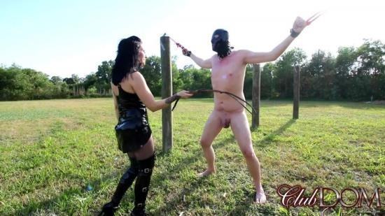 Clubdom - Raven Eve - Temptress Raven Eve Whipping (FullHD/1080p/1004 MB)