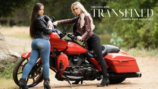 Transfixed/AdultTime - Aubrey Kate, Gia Paige - Transfixed The Long Ride S1 E20 (HD/720p/578 MB)