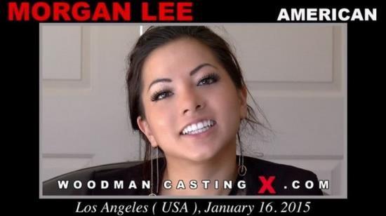 WoodmanCastingX/PierreWoodman - Morgan Lee - Casting X 138 (FullHD/1080p/7.63 GB)