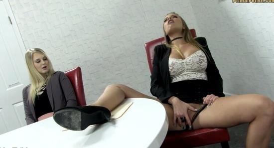 PrimalsFantasies/PrimalFetish - Britney Amber, Lily Rader - Sexual Harassment (HD/720p/1.29 GB)