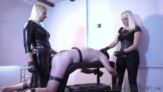 FemmeFataleFilms - Divine Mistress Heather, Mistress Johanna - Ramming It In - Super Hd - Part 2 (FullHD/1080p/295 MB)