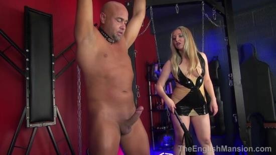 TheEnglishMansion - Mistress Sidonia - Ultimate Cock Tease - Part 1 (FullHD/1080p/254 MB)