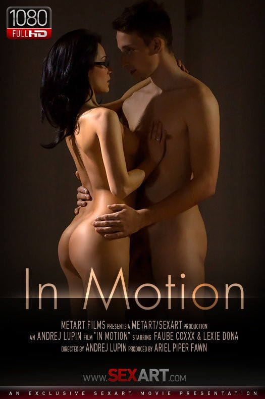SexArt/Met-Art - Lexie Dona - In Motion (FullHD/1080p/1.13 GB)