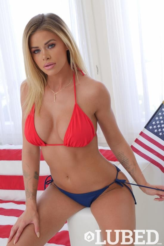 Lubed - Jessa Rhodes - Wet And Wild On Independence Day (FullHD/1080p/1.30 GB)