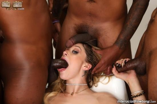 InterracialBlowbang/DogFartNetwork - Kali Roses - GangBang Big Black Cock (HD/720p/1.04 GB)