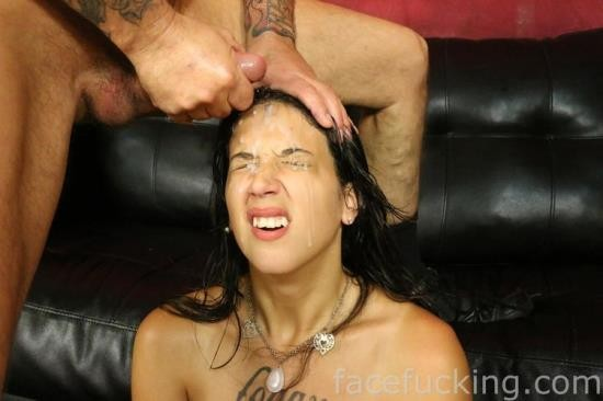FaceFucking/FacialAbuse - Logan Sinns - Sacred Vows (FullHD/1080p/3.14 GB)