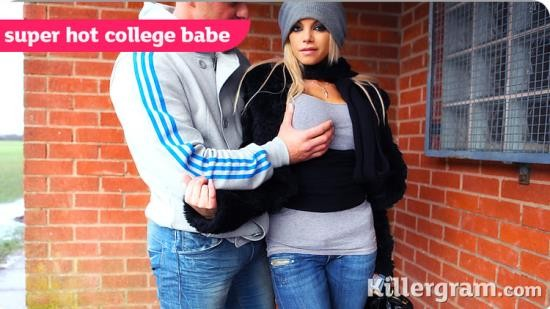 CollegeBabesExposed/Killergram - Delta White - Super Hot College Babe (HD/720p/642 MB)
