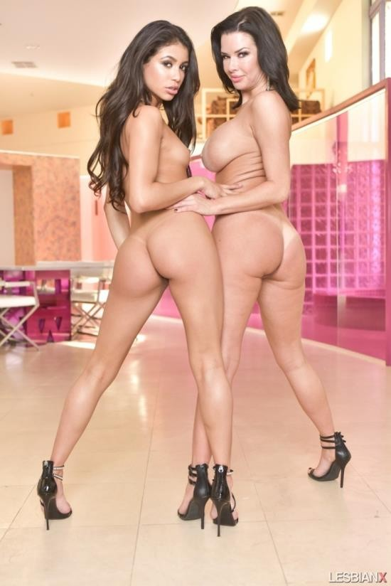 LesbianX - Veronica Avluv, Veronica Rodriguez - The Squirting Veronicas (HD/720p/1.02 GB)