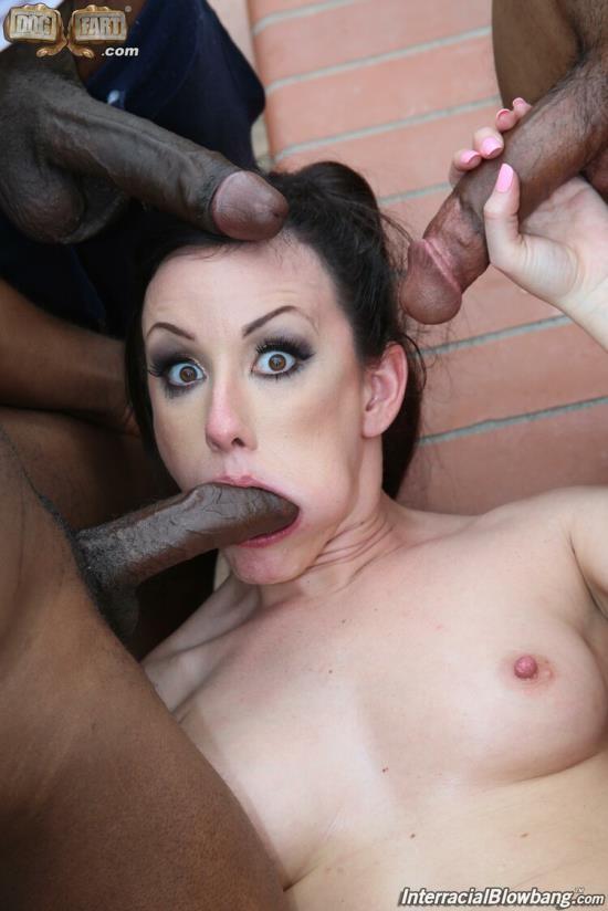BlacksOnBlondes/DogFartNetwork - Jennifer White - Blacks On Blondes (HD/720p/1.32 GB)
