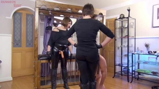 CruelEnglishFemdom - Governess Ely - Impotent Loser Turns Cockwhore (FullHD/1080p/1.69 GB)