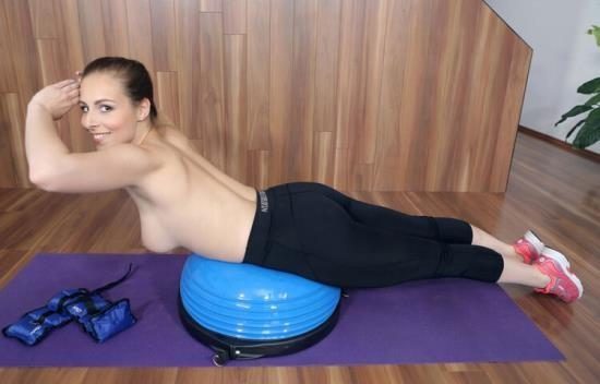 SexBabesVR - Antonia Sainz - Fitness Babe (UltraHD 2K/1440p/1.39 GB)