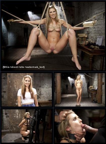 TheTrainingofO/Kink - Dallas Blaze - Training a College Slut to be a Cock Slave, Day One (HD/720p/1.74 GB)