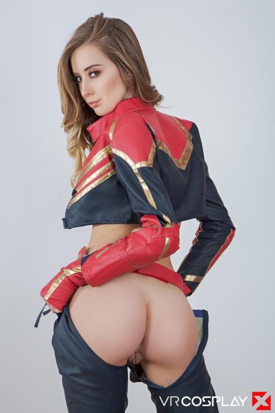 vrcosplayx - Haley Reed - Captain Marvel A XXX Parody (UltraHD/2K/1440p/3.54 GB)