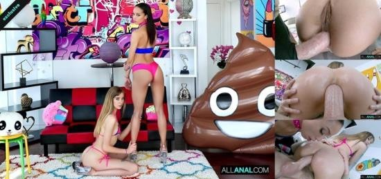 AllAnal - Haley Reed, Alexis Tae - Sharing Is Caring With Alexis And Haley (FullHD/1080p/3.12 GB)