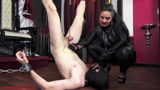 MistressEzadaSinn - Mistress Ezada Sinn - Bound, Teased And Denied (HD/720p/176 MB)