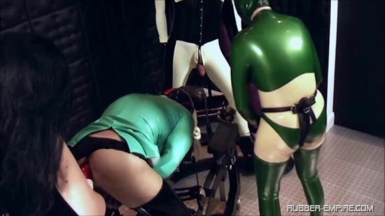 Rubber-Empire - Anal Doll - Rubber-Empire (HD/720p/194 MB)
