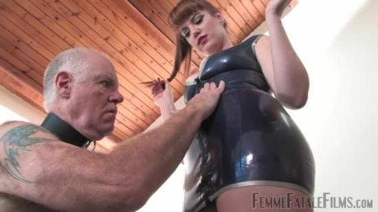 FemmeFataleFilms - Miss Zoe - Incompetence Punished - Complete Film (HD/720p/406 MB)