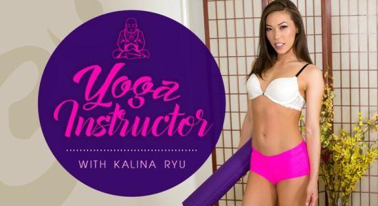 WankzVR - Kalina Ryu - Yoga Instructor (HD/720p/1.17 GB)