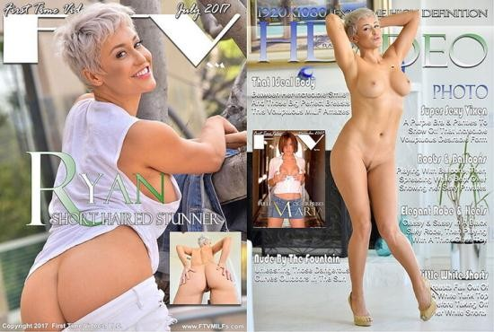 FTVMilfs - Ryan - Short Haired Stunner - That Ideal Body (FullHD/1080p/5.47 GB)